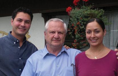 The Garbusjuk family